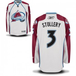 Premier Reebok Adult Karl Stollery Home Jersey - NHL 3 Colorado Avalanche
